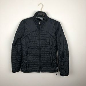 New Balance Black Nano Puff Jacket Size Small